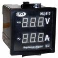 ИЦ412 (индикатор напряжения и тока)
